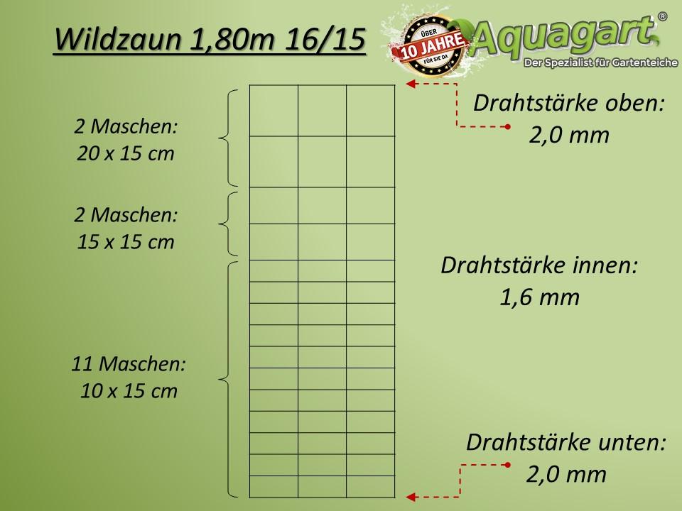 50m Wildzaun Forstzaun Weidezaun Drahtzaun Knotengeflecht 150//19//15 und 1 Drahtspanner Gratis