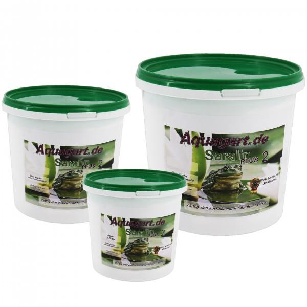 30KG Saralin Plus 2 Fadenalgenvernichter Algenvernichter Fadenalgen Algen