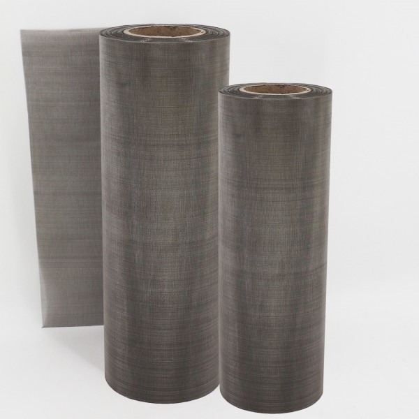 100cm x 50cm Edelstahlgewebe für Siebfilter Bogensieb Sieb Teich