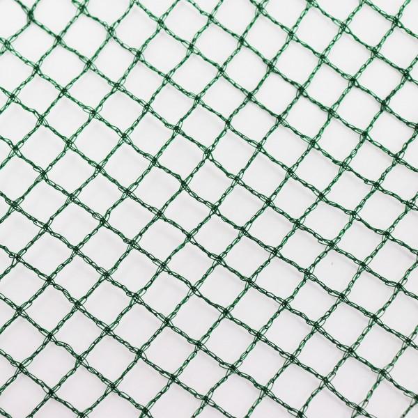 Teichnetz 29m x 10m Laubnetz Abdecknetz Silonetz robust