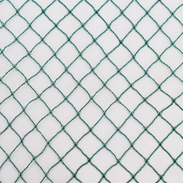 Teichnetz 14m x 6m Laubschutznetz Reihernetz Silonetz Laubnetz Vogelschutznetz
