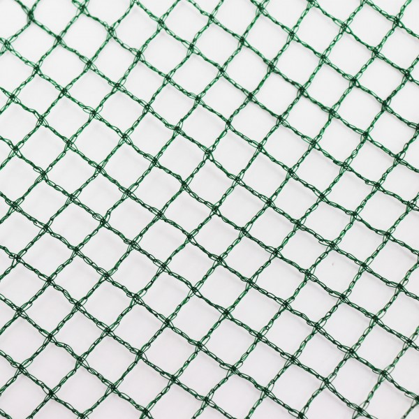 Teichnetz 17m x 10m Laubnetz Abdecknetz Silonetz robust