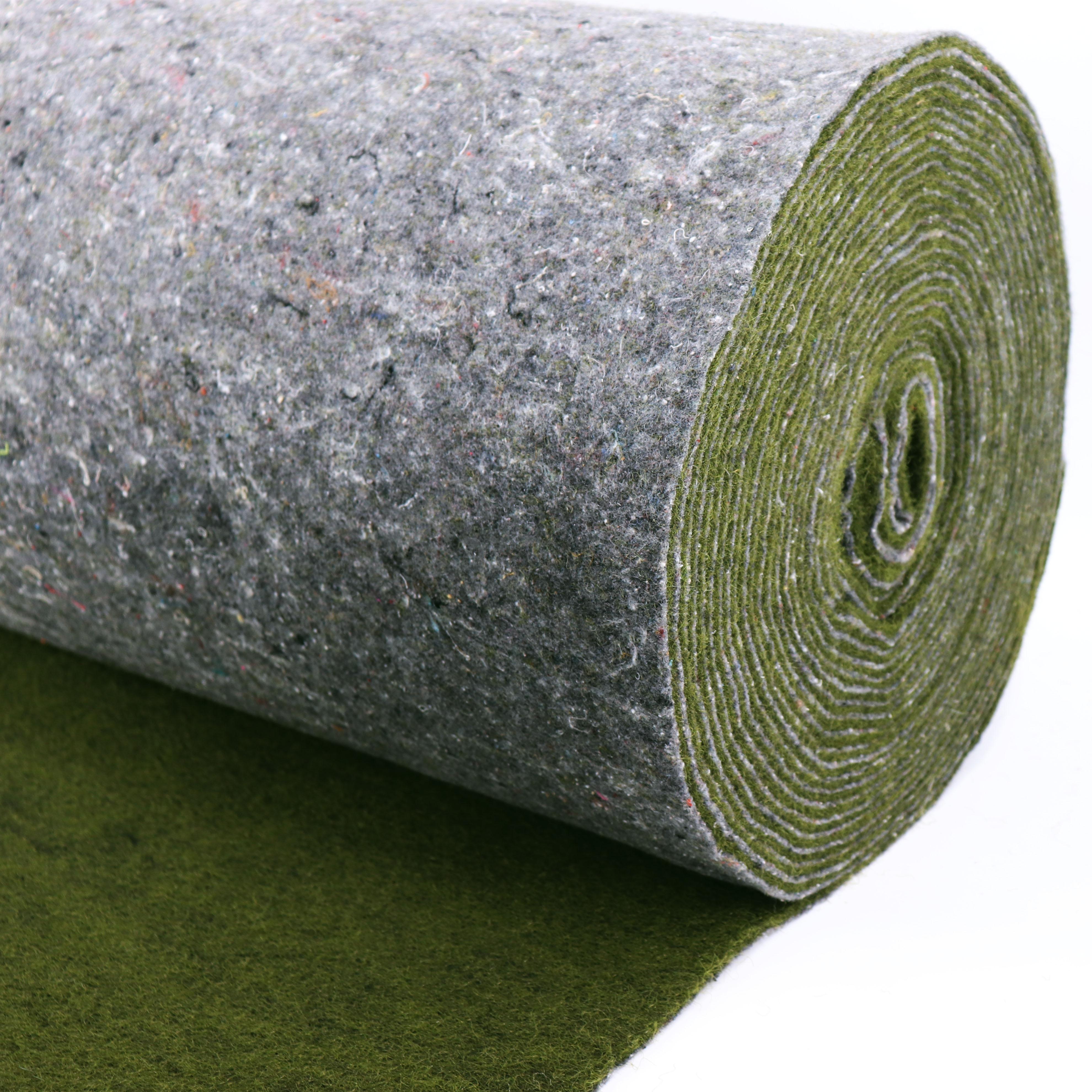 25m Ufermatte grün 0,5m breit Böschungsmatte Böschungsvlies Teichrand Teichfolie